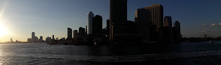 financial district panoramic