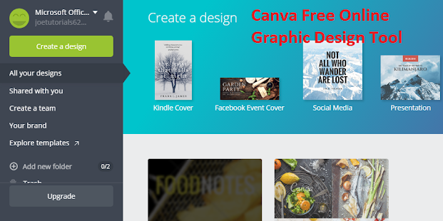How to Design Book Covers with Canva Online Tool
