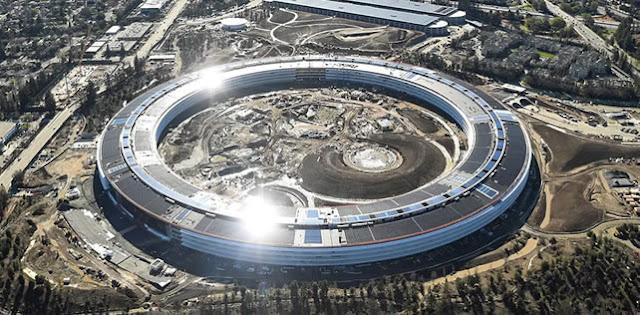 Último projeto de Jobs: Apple gasta US$ 5 bilhões em nova sede.