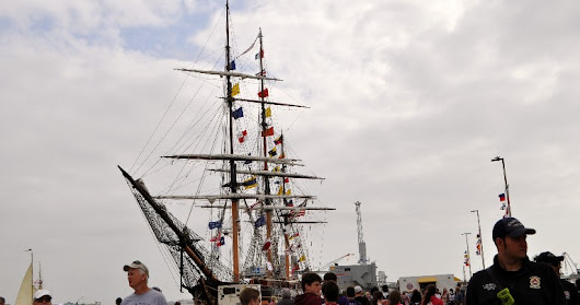 Tall Ships Galveston-an overview