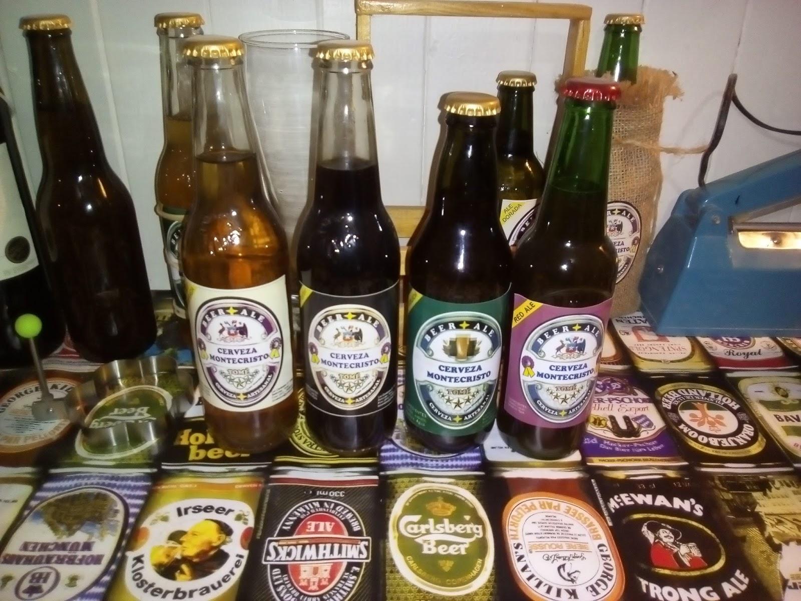 Insumos para cerveza artesanal birraekipos - Nevera para cerveza ...
