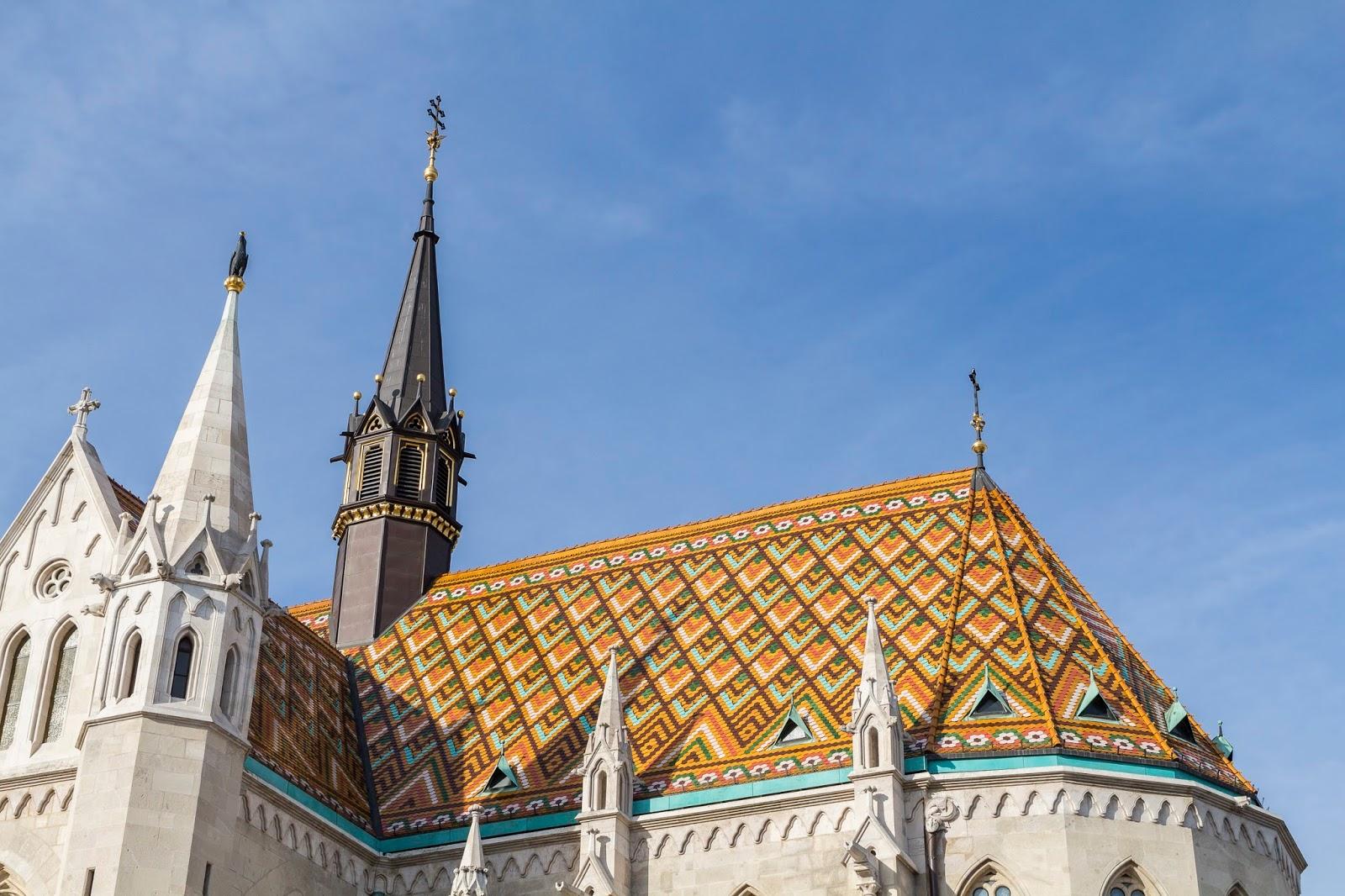 Budapest église Notre Dame