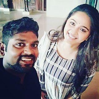 Anushka Selfie