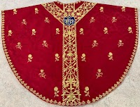A Contemporary Approach to Early Gothic Revival Vestment Design