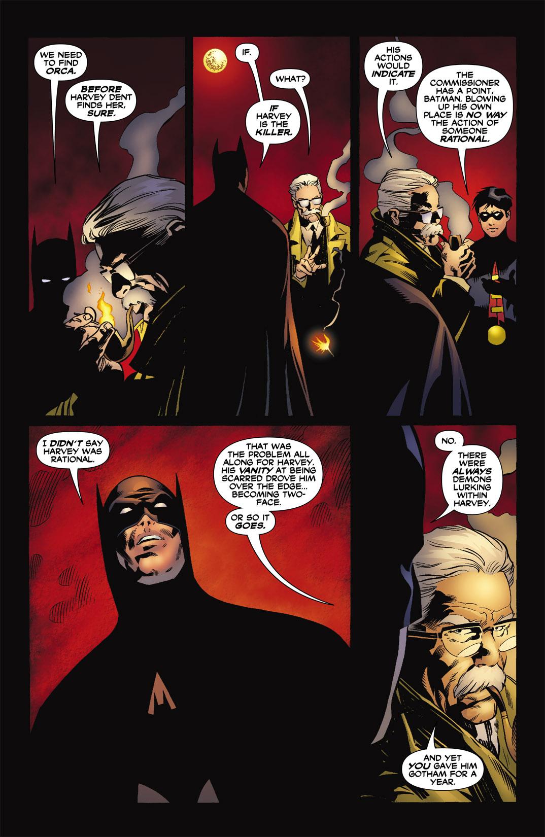 Detective Comics (1937) 819 Page 1