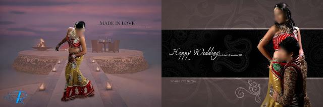 Wedding Album Design Psd Free Download 12x36 2018 2