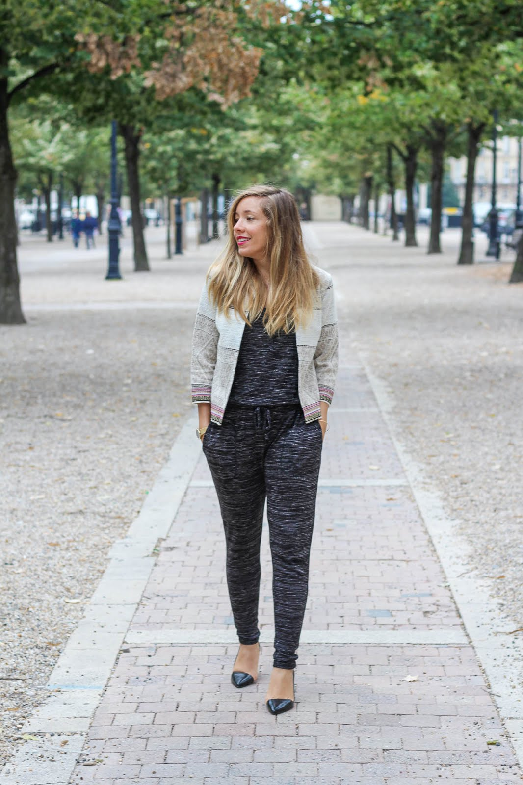 blogueuse mode Casual Chic