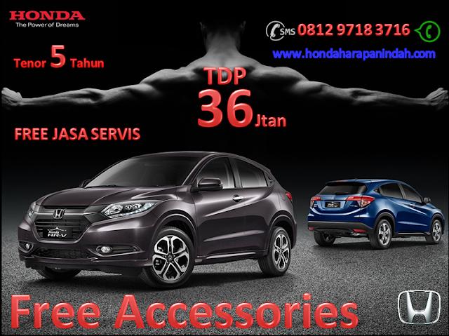 Promo Honda HR-V Bekasi DP Super Ringan