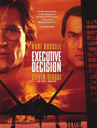Poster Of Executive Decision In Dual Audio Hindi English 300MB Compressed Small Size Pc Movie Free Download Only At worldfree4u.com
