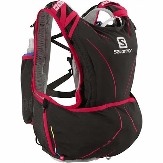 MOCHILA SALOMON ADV SKIN S-LAB HYDRO 12 SET