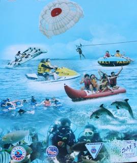 Berita : Wisata Bahari Bali Tanjung Benoa watersport