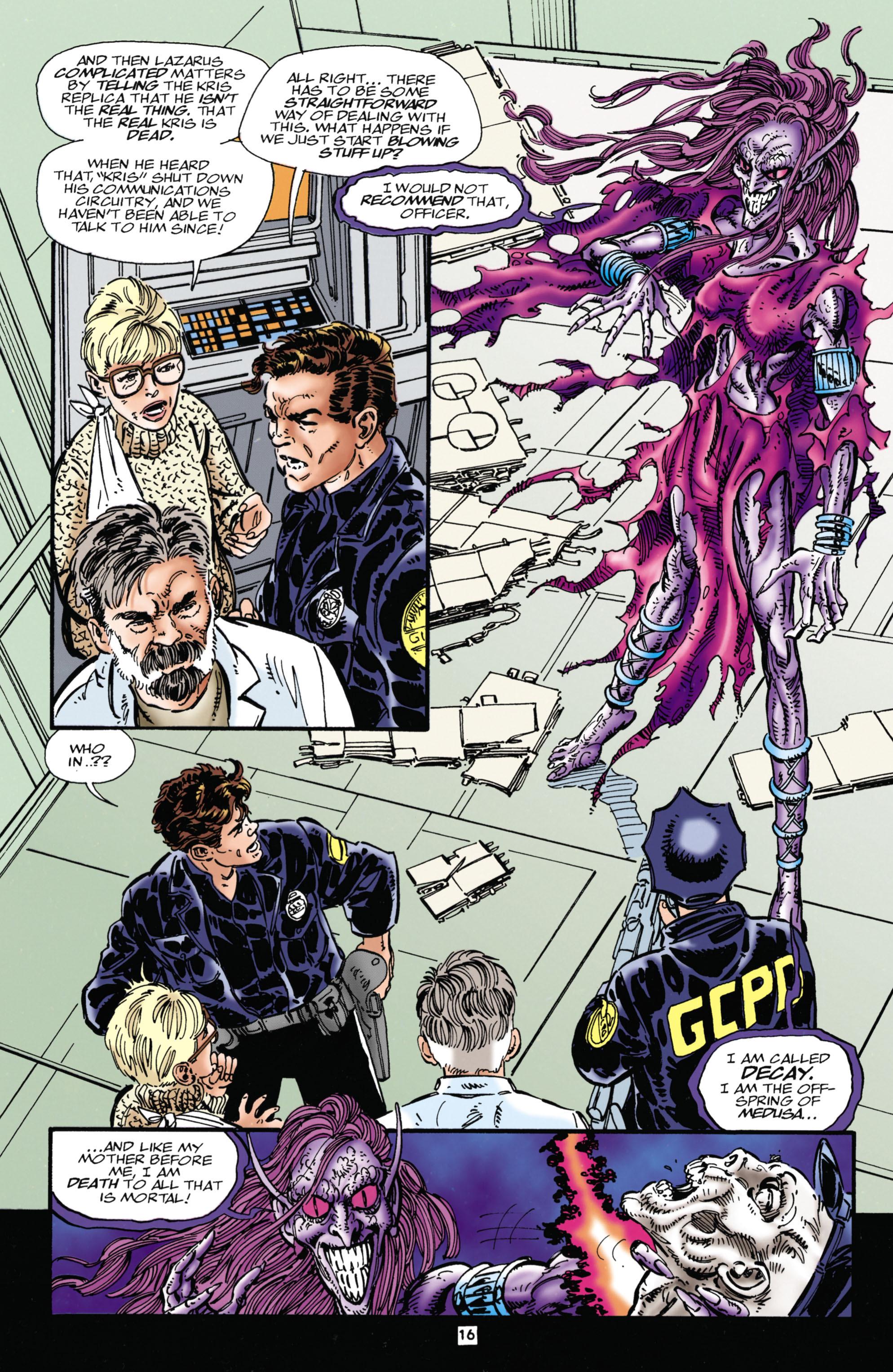 Read online Wonder Woman (1987) comic -  Issue #112 - 16