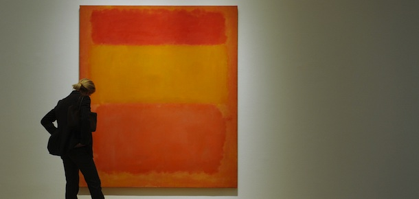 Mark Rothko, adolph Gottlieb, artist, painting, Russian jewish descent, abstract expressionist, Mythomorphic abstractionism, Break with Surrealism, Multiforms,