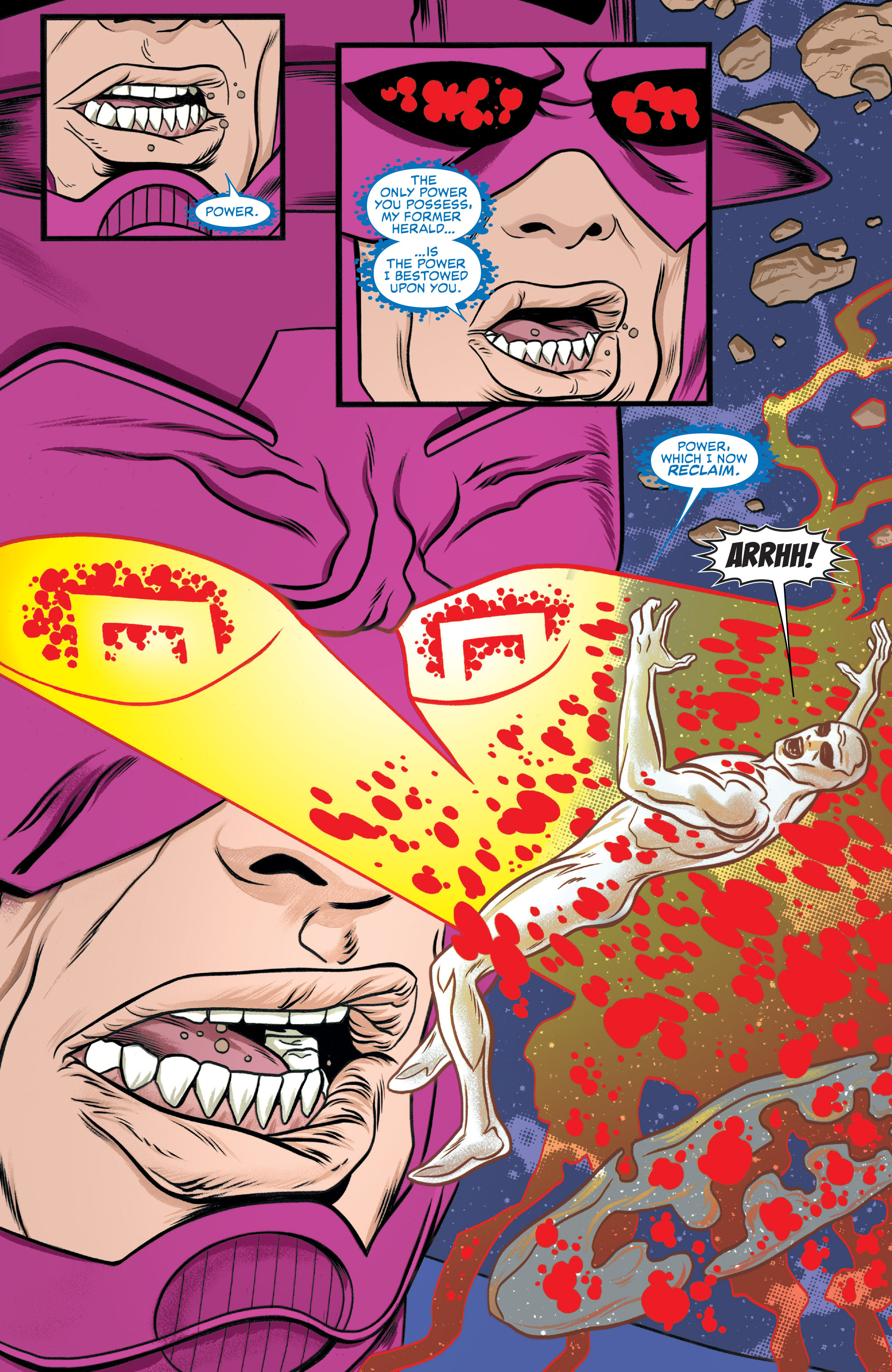 Read online Silver Surfer (2014) comic -  Issue #9 - 17