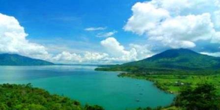 Danau Ranau danau ranau lampung barat danau ranau oku selatan danau ranau lampung danau ranau sumsel