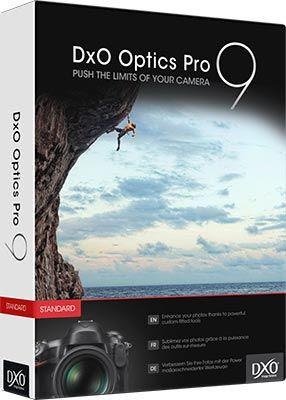 برنامج DxO Optics Pro 9 Elite متاح بشكل مجاني لفترة محدودة