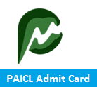 PAICL Admit Card
