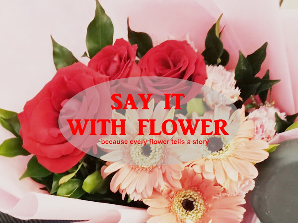 Say It with Flower!