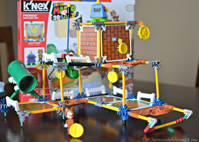 SUPER MARIO: Prongo Building Set by #KNEXBrands