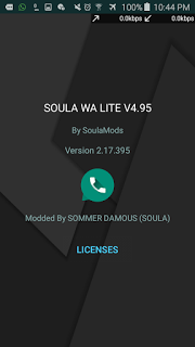 WhatsApp Soula Edition Lite v4.95