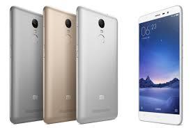 Spesifikasi Handphone Xiaomi Redmi 3 Pro