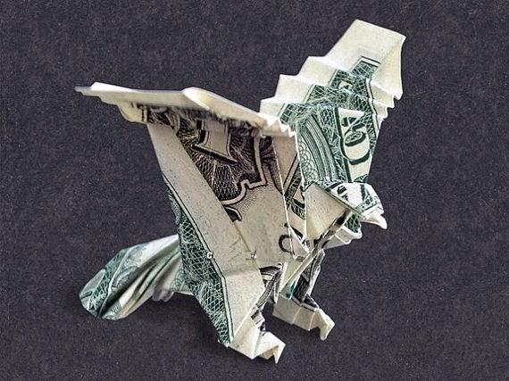 229 Best Dollar origami images in 2020 | Dollar origami, Origami ... | 427x570