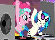 Pinkie Pie DJ