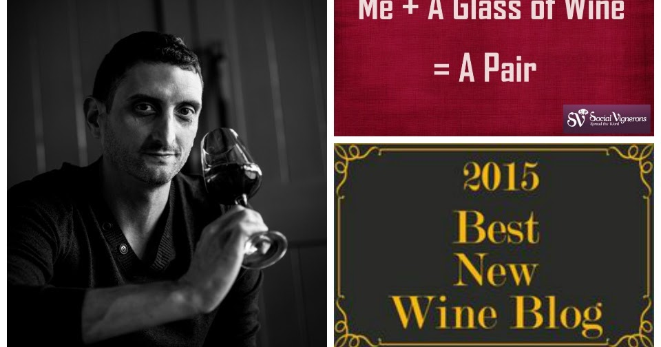 Julien Miquel interview about Italian Wine and the importance of Wine bloggers