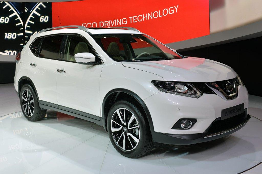 Nissan Rogue 7 Seater >> Herwono Banyu Alas: All New Nissan X-Trail 2014 Sungguh Mengoda (X-Trail vs CRV)