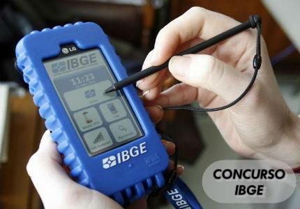 Concurso IBGE 2019 tem 400 vagas autoriza para analista censitário