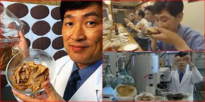 Di Jepang Kotoran manusia Jadi Makanan