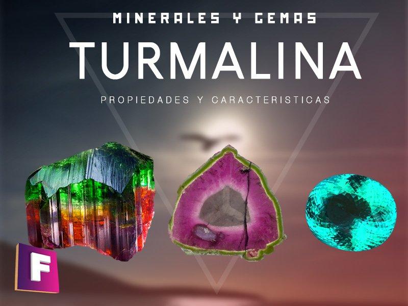Turmalina propiedades características y sus variedades | foro de minerales