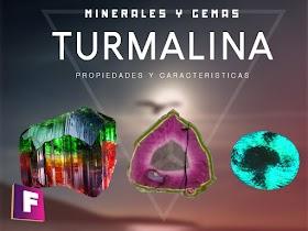 Turmalina - Propiedades y caracteristicas