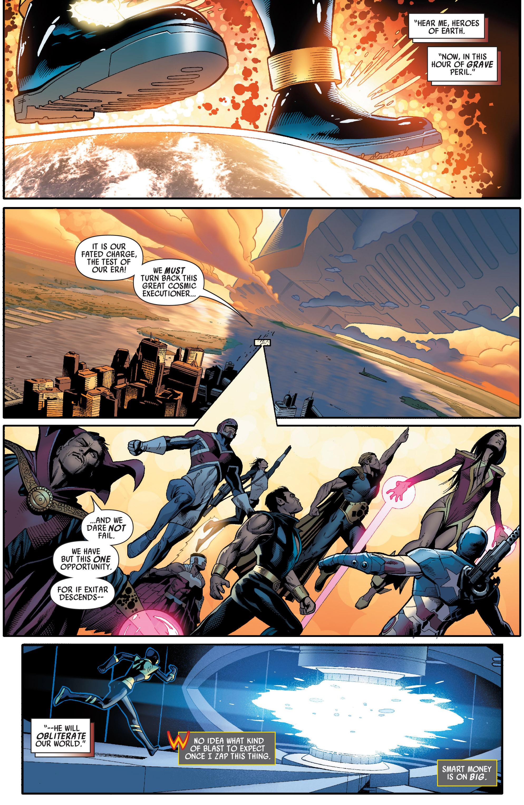 Read online Uncanny Avengers (2012) comic -  Issue #16 - 13
