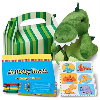 Little Dino Favor Kit
