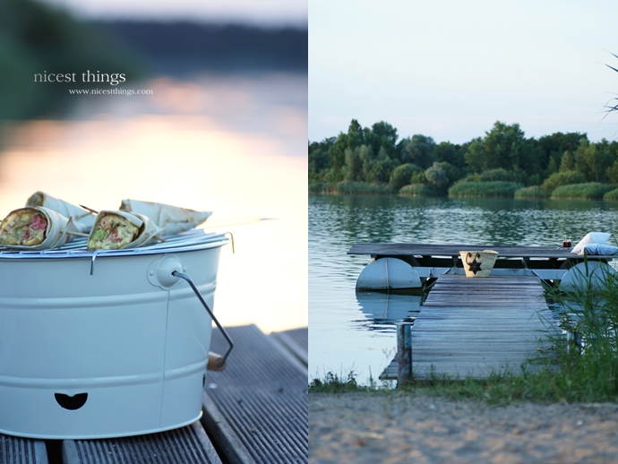 Picknick am See | Nicest Things - Food, Interior, DIY: Picknick am See