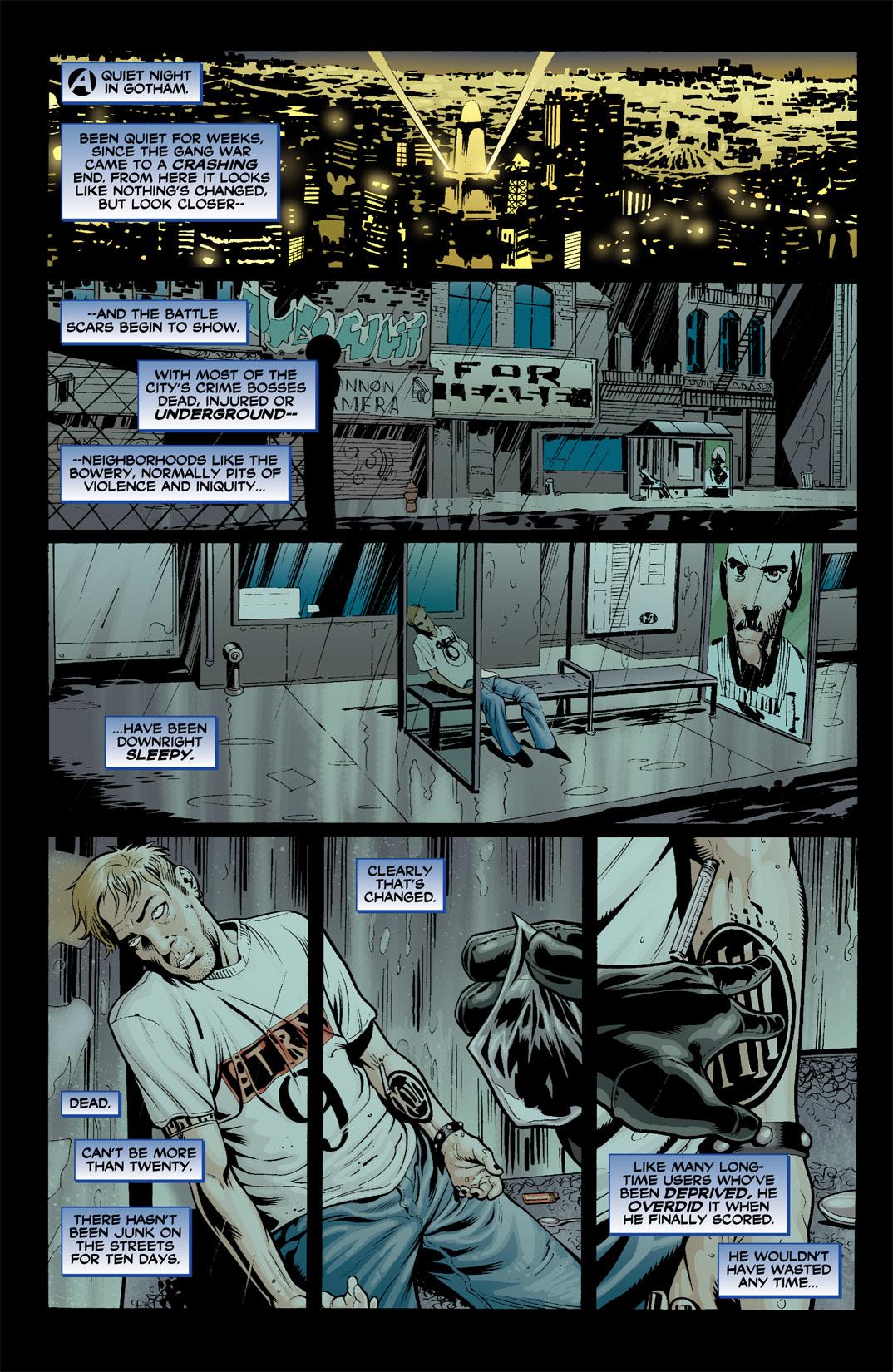 Detective Comics (1937) 800 Page 1