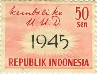 Sejarah Konstitusi Indonesia