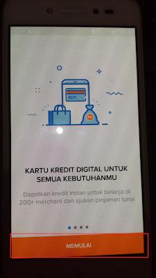 cara menggunakan aplikasi kredivo android