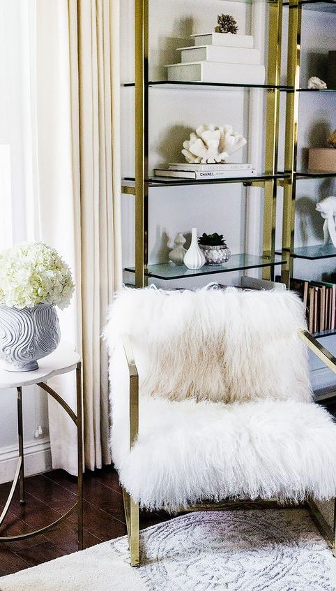 Inside a Fashion Blogger's Insanely Glam Home