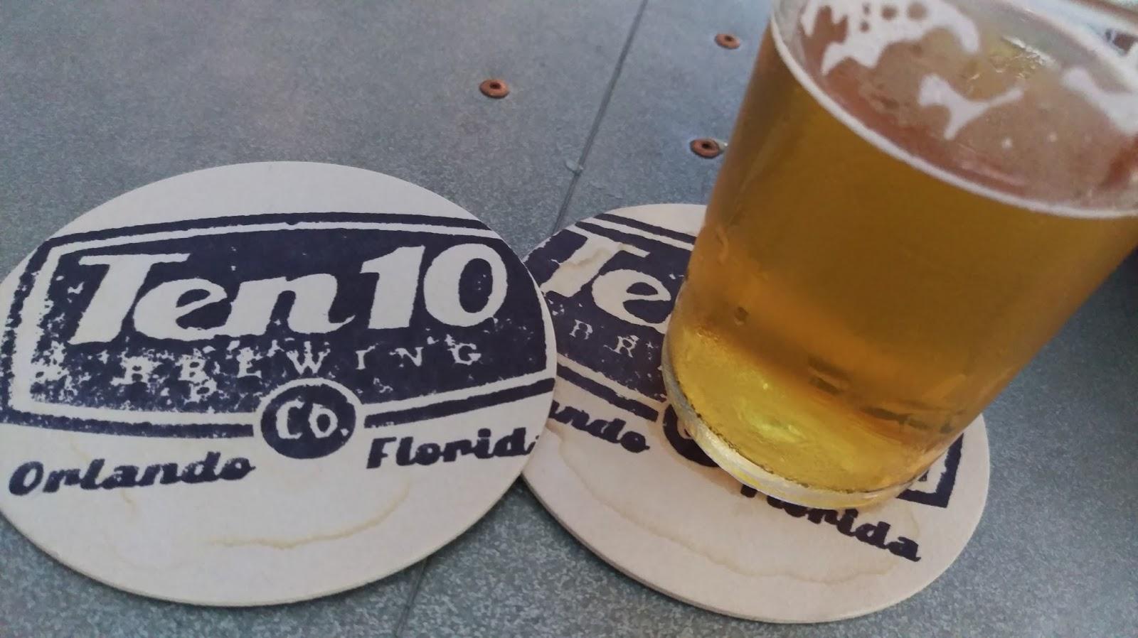 BrewNymph®: You Know Where to Find 'Em: Ten 10 Brewing, Orlando