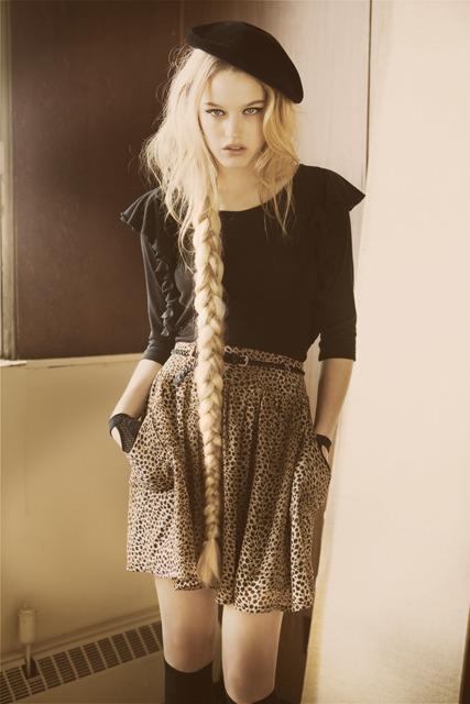 Long Blonde Braid 60