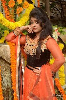 Actress Shilpa Stills at Neelimalai Movie Opening