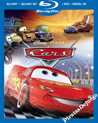 Cars (2006) HD 1080P Latino