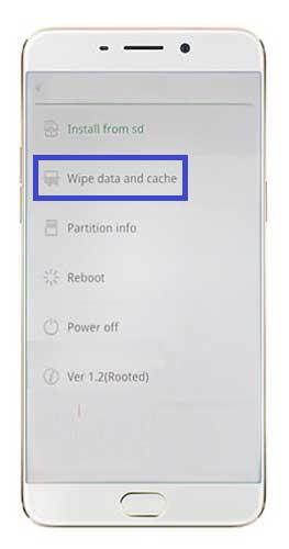 Cara Flashing Oppo R7s Tanpa PC