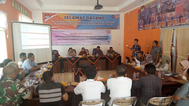 Debat Publik Calon Bupati dan Wakil Bupati OKI Diundur