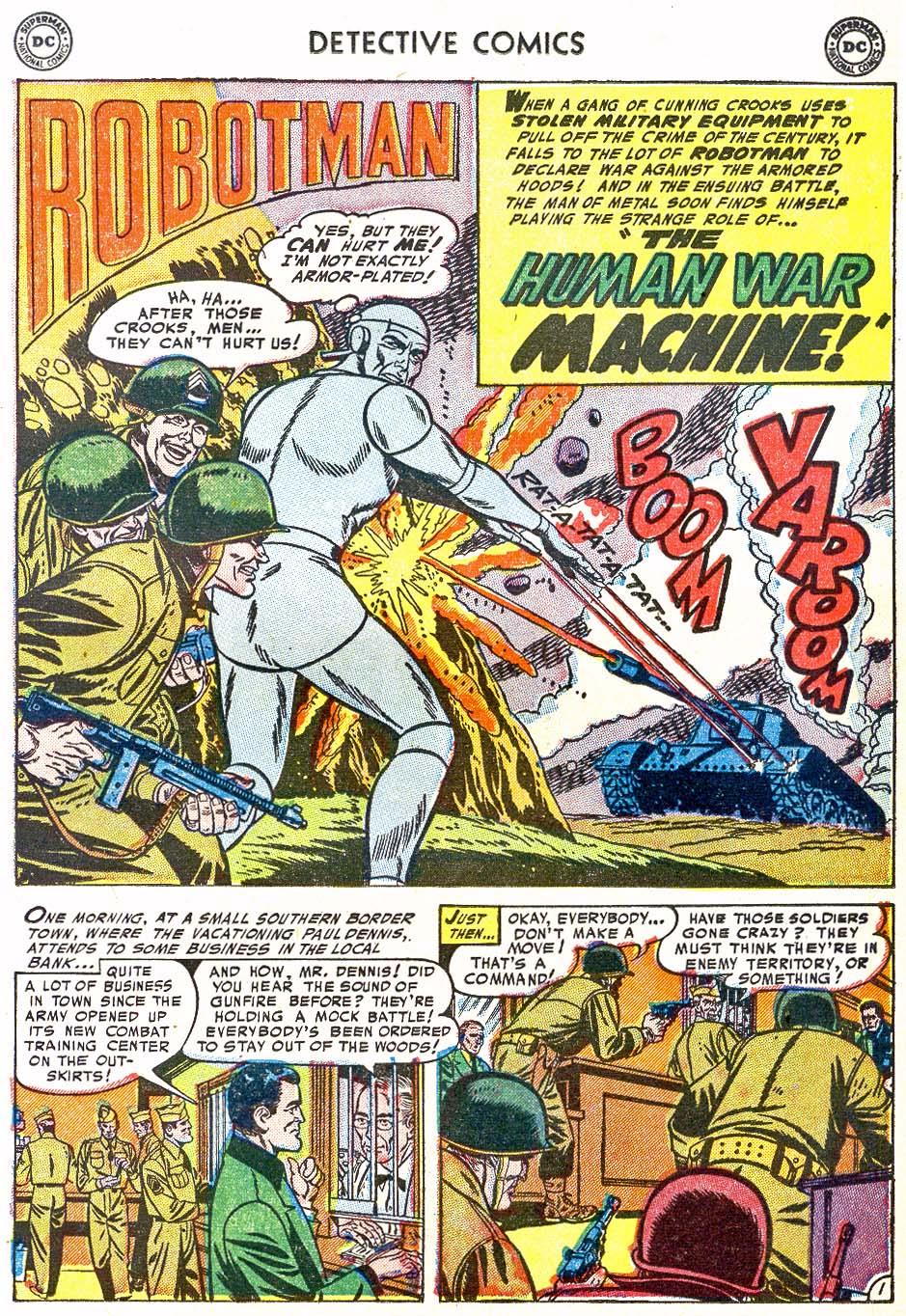 Detective Comics (1937) 202 Page 24