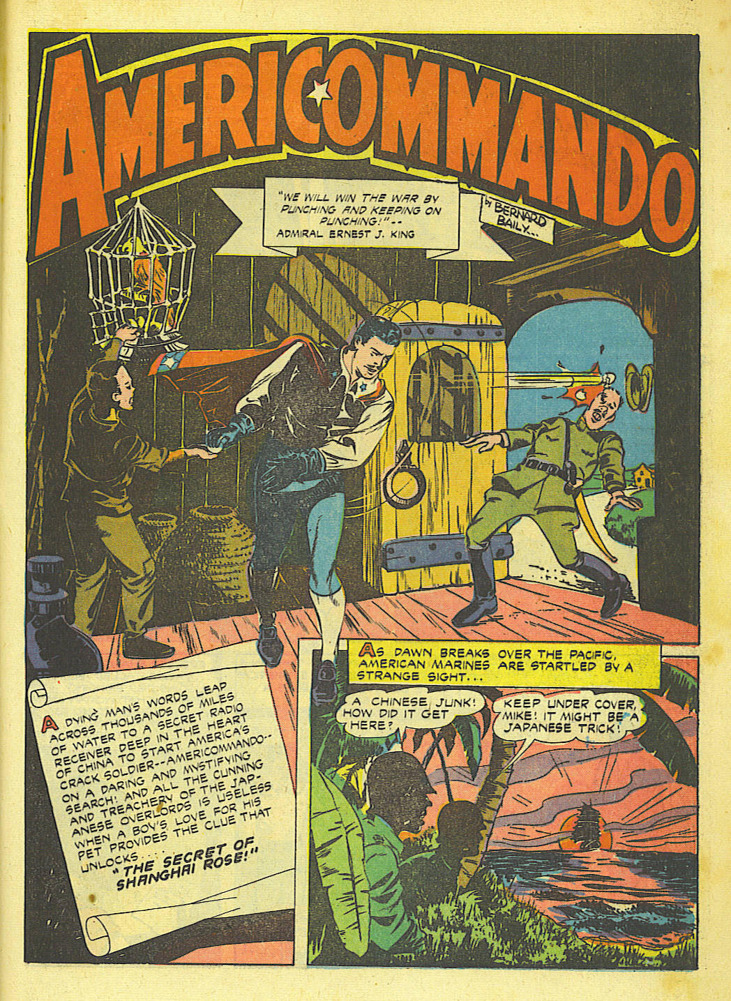 Read online Action Comics (1938) comic -  Issue #67 - 39