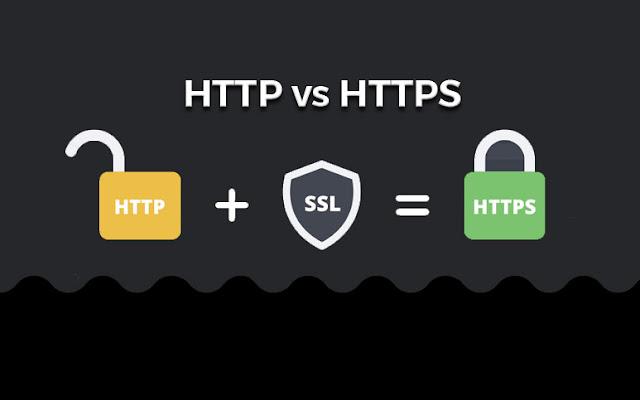 الفرق بين HTTP و HTTPS - كيفية تحويل من HTTP إلى HTTPS