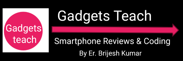 Gadgets Teach - Tech News, Latest Technology, Mobiles, Laptops, Software Coding